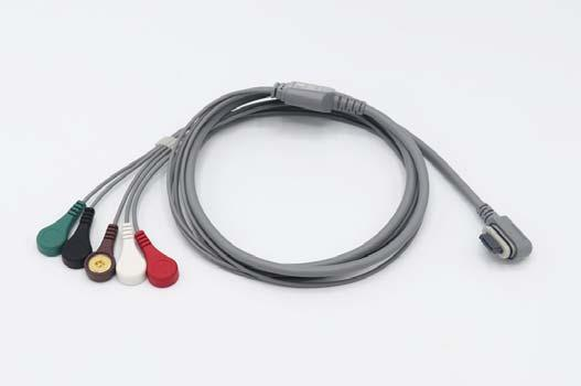 seer GE Seer Light 5 lead Patient Cable and Leadwires
