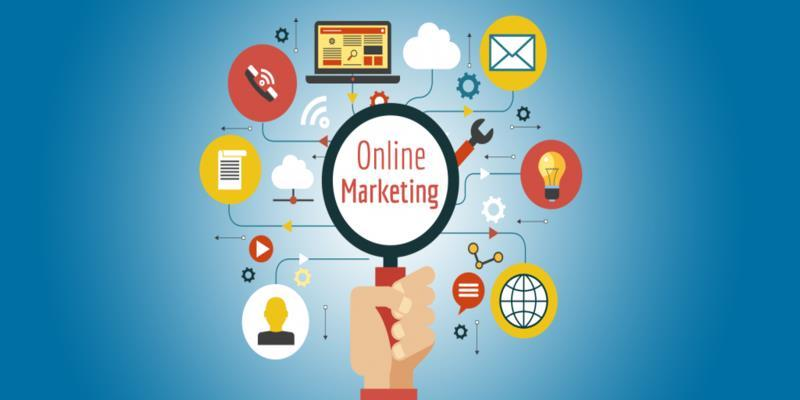 HOW DO A ONLINE MARKETING 1) Choose the right keyword and optimization your