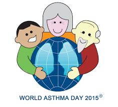 Figure 8 World Asthma Day 2015 logo Despite the wide availability of asthma therapies, many people with asthma still experience lots of symptoms impacting significantly on their quality of life.