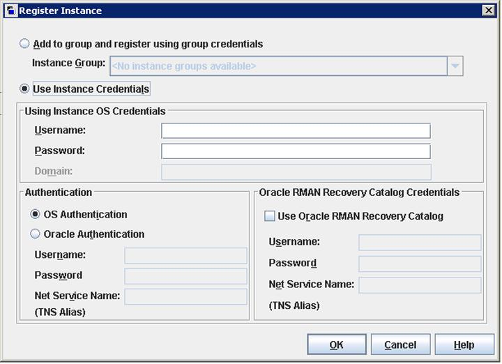 Storage Lifecycle Policy (SLP) configuration Register the