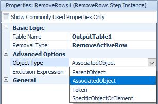 Once a row has been removed, any object or element that had a reference to the removed row now has an invalid reference, and it must be