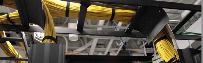 Rapidly Growing Technical Requirements TIA Cabling Standards Category 3: Cables and outlets up to 16 MHz.