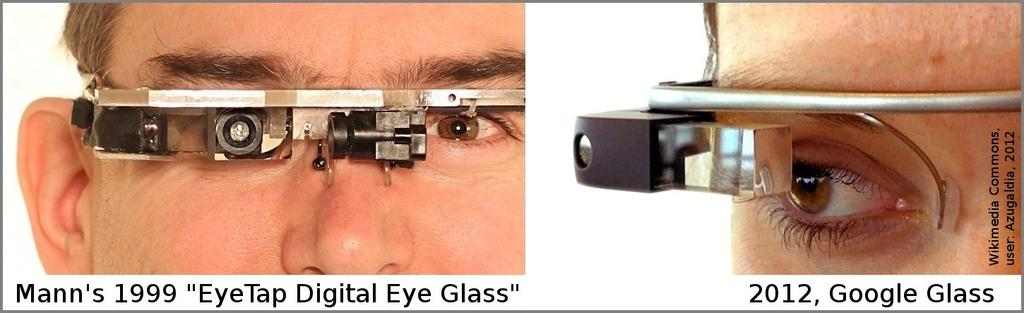 Glass TM, GlassEyes TM, or just Glass TM, as an alternative to 3M s Speedglas TM product introduced in 1981, and still the gold standard in the welding industry. C.