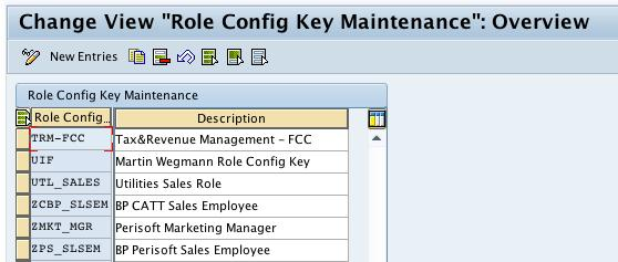 Activities Enter the configuration key and a meaningful description. Note The default key is <*>. 3.