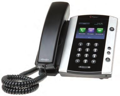 Polycom VVX 300 6 line, Monochrome screen for utility applications Polycom VVX 500 12 line, color screen - a terrific mid-range device Polycom IP 7000 Premium conference room phone ideal for mid- to