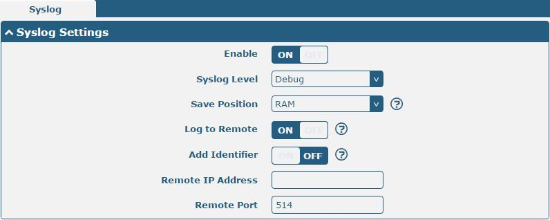 When enabled, all the traffics of the router will go through the GRE VPN. Click the toggle button to enable/disable this option. This option must be enabled when router under NAT environment.