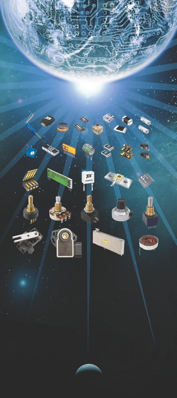 Bourns Product Profile Pdf Circuit Schematic For Fuel Injector Control Applicationscar Wiring Automotive Sensors Protection Solutions Magnetics Products