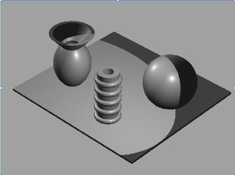 Shading: do lighting (at vertices) and determine