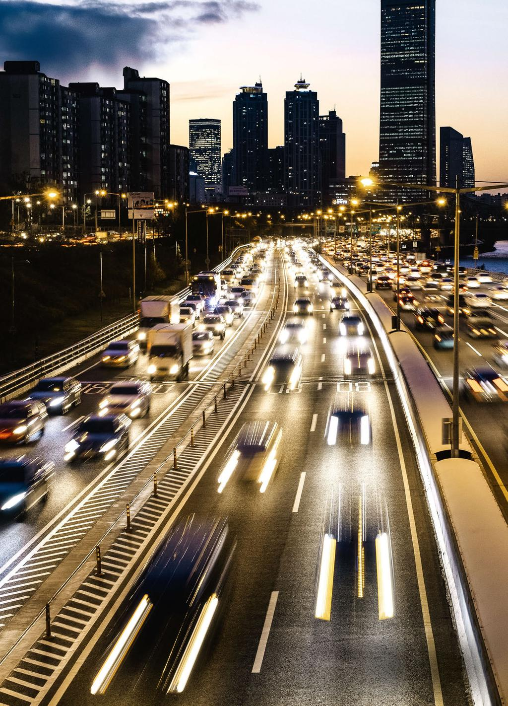 Driving Smart Cities