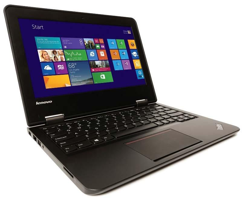 Lenovo ThinkPad 11e Clamshell NON-TOUCH DEVICE Intel Celeron N3150 Quad Core processor - (2M Cache, up to 2.
