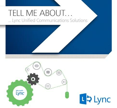 .. Lync Unified Communications Solutions Download it now Westcon also provide a series of Solutions