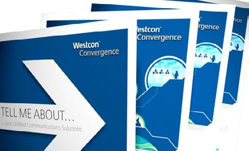 See the series of guides on our website: See them now The Westcon Convergence Media Library is a new