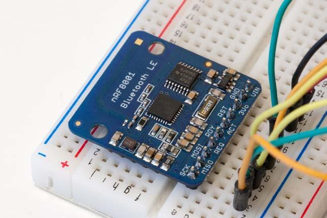 Controlling an Arduino Board via Bluetooth Hardware and software requirements The first thing you will need for this project is an Arduino Uno board. Then, you will need a BLE module.