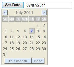 Chapter 6 Use a date picker for date fields A field on a Domino form intended to store a date may be defined as a date field.