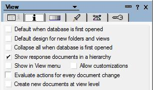 by different processes within the application. In this example, the Doc No column indicates how may documents exist for each form.