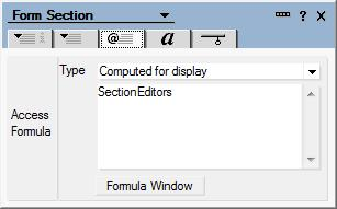 Chapter 9 Prevent users from editing selected fields using a Controlled Access Section In classic applications, enabling a user to edit some fields on a form while preventing him from editing other