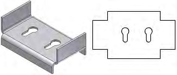 Sheet Metal Design Methods There are two sheet metal design methods that you can use. You can design your part in its folded state or in its flat state.