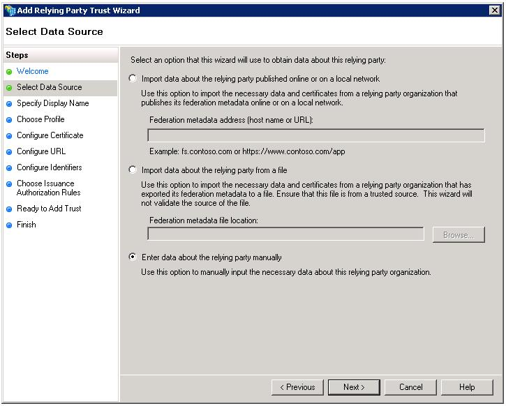 "6. Click Next 7. Enter ""Informatica"" as the display name, and then click Next. 8."