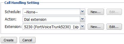 Enabled Comment Call Handling Select to activate this virtual number. Enter any notes you have for the virtual number. Use this option to configure the call handling for the virtual number.