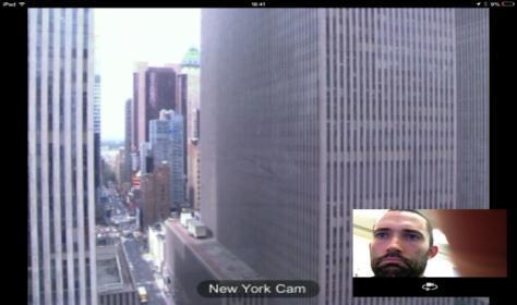 selection Self-view Call control - WebRTC Compatible Media Browser plug-in (desktop web), Native