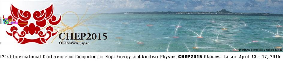 21st International Conference on Computing in High Energy and Nuclear Physics