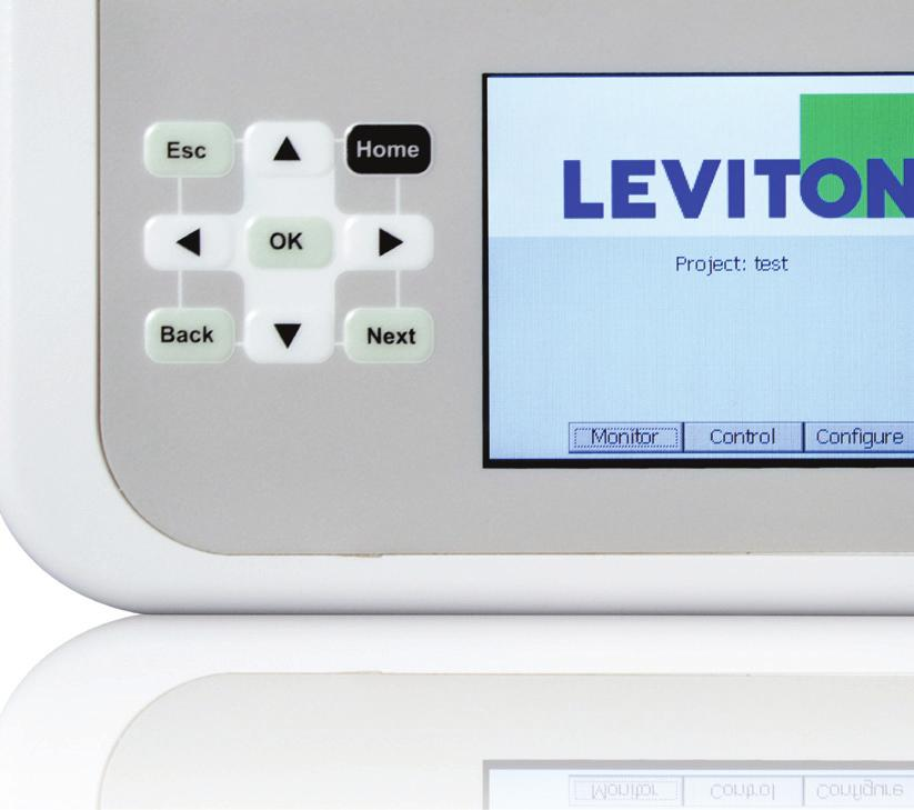 GreenMAX Relay Control Panels Smart Lighting Control - PDF