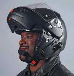The new Nolan N-103 Helmets are now available with the J&M high performance integrated headsets installed.