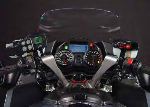 Performance Audio Products for the Sport/ Touring Rider With the recent rise in popularity of the sport/sport-touring style of motorcycle and the advent of the Navigation/GPS units with built-in MP/3