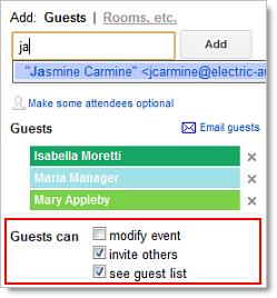 Edit Event Details Later If you've already scheduled and published your meeting, you can edit its details by clicking the title of the meeting on your calendar.