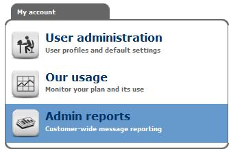 7.1 Report on all users in a single view Administrators can also report across multiple users, in addition to the existing ability to report on single users. 1.