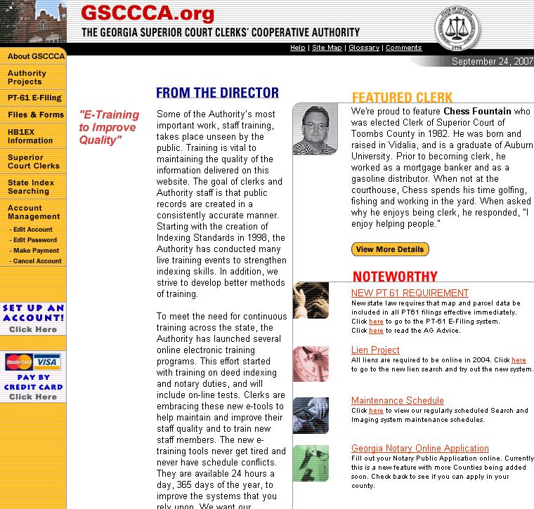 GSCCCA Notary Online. User Manual - PDF