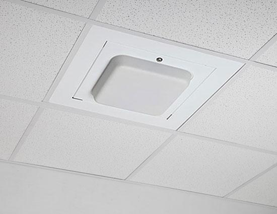 Model 1030 FLANGE Oberon s Model 1030 00 hard lid or wall mount enclosure provides a secure, aesthetic, convenient mounting solution for wireless access points from most vendors.
