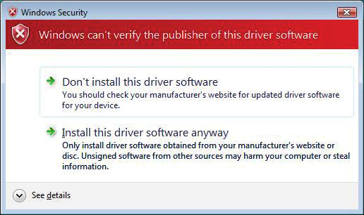 Figure 2-9 Note: During the installation, the system will warn about Windows Security testing, please click