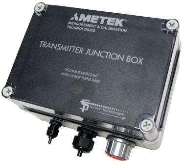 models are available), cable and a meter/ controller all packaged in a NEMA 4X enclosure.