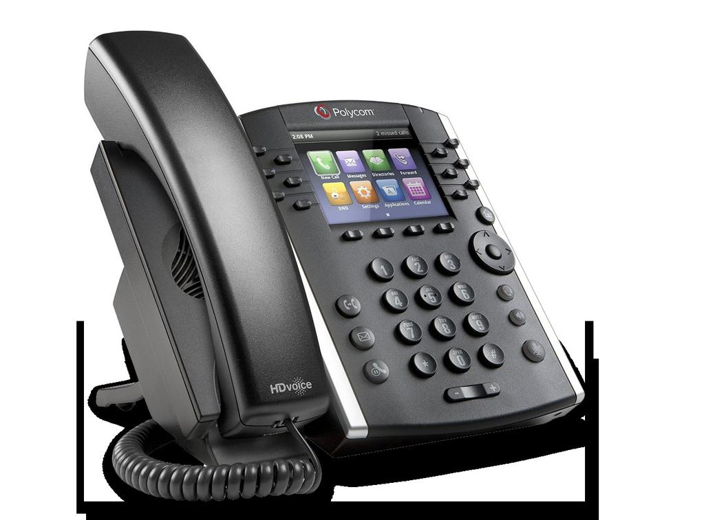 UNDERSTANDING POLYCOM VVX 40 TABLE OF CONTENTS: COVER