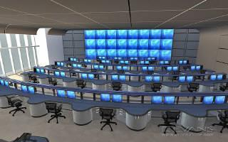 Interior & Furniture The Data Center (DC) room should be furnished with