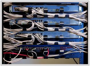 Cabling System Cabling structure system consists of 1 set of cable and