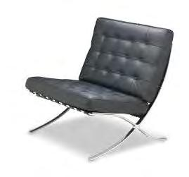 C) LABREA La Brea Swivel Chair