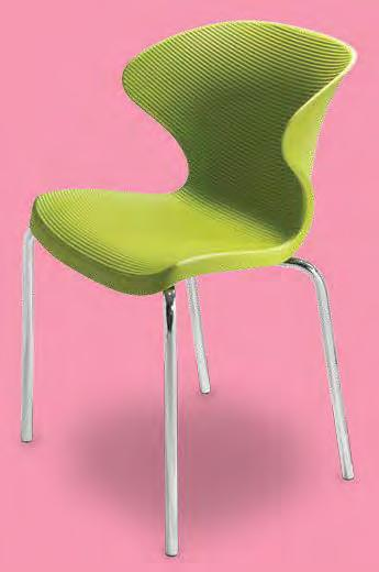 "Chair (gray) 20""L"