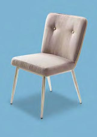 Chair (gray linen)