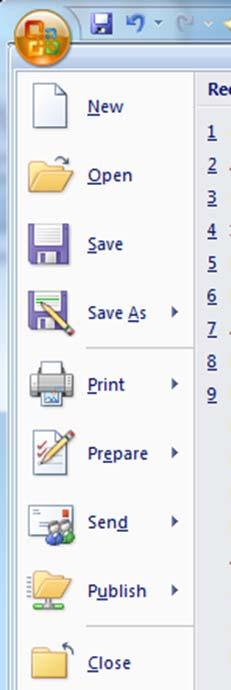 Under the Display options for this workbook options you can choose whether the vertical and horizontal scroll bars are shown and whether you want to show the sheet tabs or not.