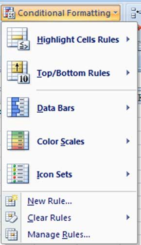 Primer on Excel for Accounting, Page 83 move them off the display area to close them out. The Split icon on the Window tab is a toggle once on, next off, once again on.