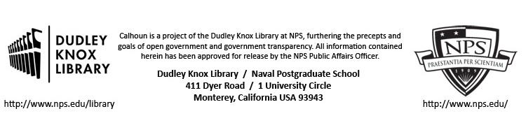 Calhoun: The NPS Institutional Archive DSpace Repository Theses and Dissertations Thesis and Dissertation Collection 2010-03 Network exploration and vulnerability assessment using a