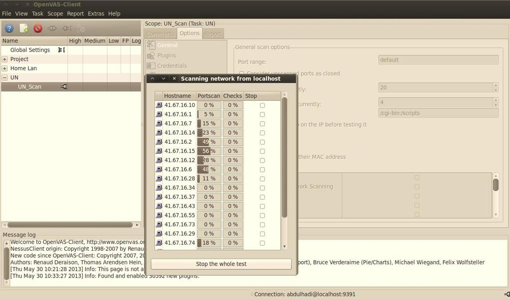 Chapter 2 Literature Review 2.2.2.2.1.2 Wireshark Is a free and open-source packet analyzer.