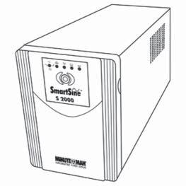 CAUTION: SmartSine Model # Battery Model # B.B. Part # Replace batteries with the same number and type as originally installed in the UPS. These batteries have pressure operated vents.