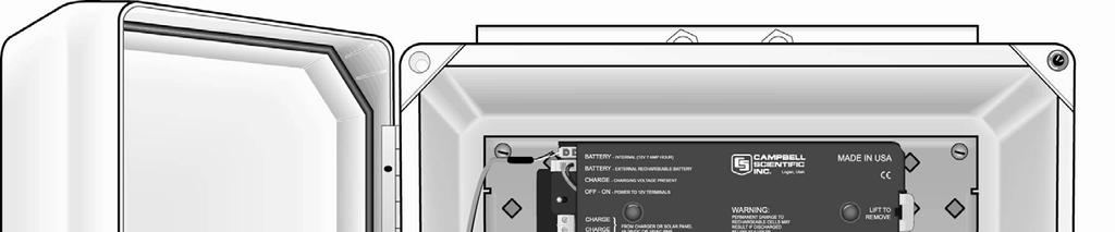 Section 18. Care and Maintenance Temperature and humidity can affect the performance of the CR1000. The internal lithium battery must be replaced periodically.