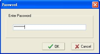 Configuring NPort Administrator 2. After inputting the correct password, the Administrator will display an Unlock ok message. 3.