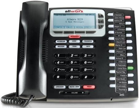 Explore the Allworx IP Phones These sleek new phones don t just look good they meet your needs for today and prepare you for tomorrow. With Allworx phones, you hear the future.