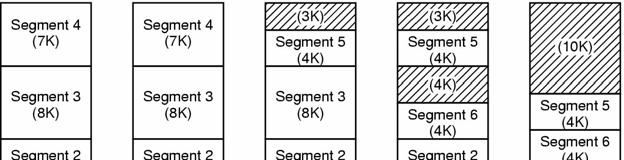 segmentation 53 (a)-(d) Development of