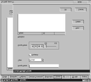 To create a group by computer 1 Access the Mailbox Manager (see inside front cover). 2 Click Groups. 3 Click Create Group. 4 In the Create/Modify Group dialog box, type a name for the group.